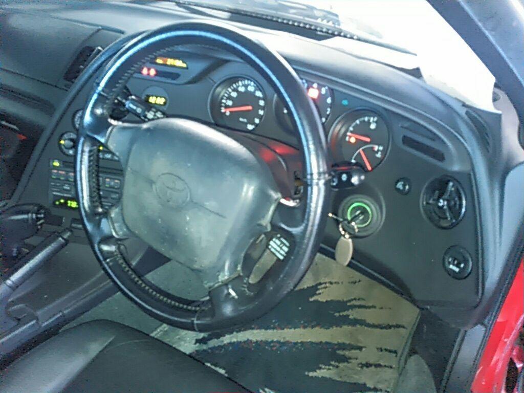 1994 Toyota Supra GZ twin turbo steering wheel 3