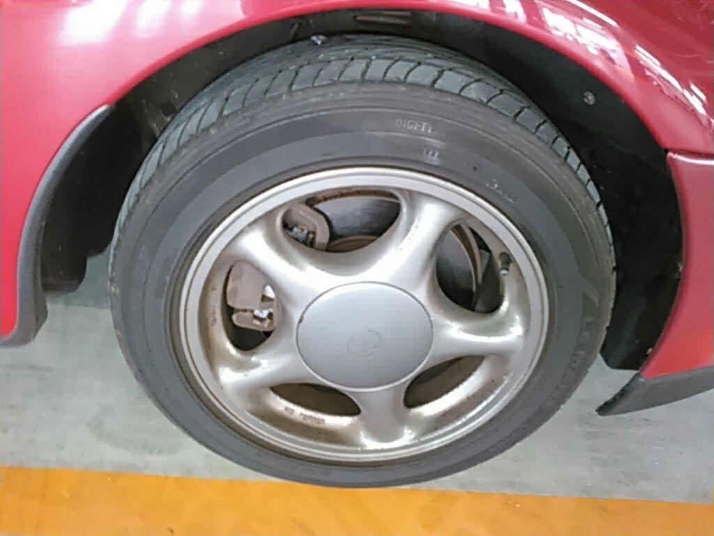1994 Toyota Supra GZ twin turbo wheel