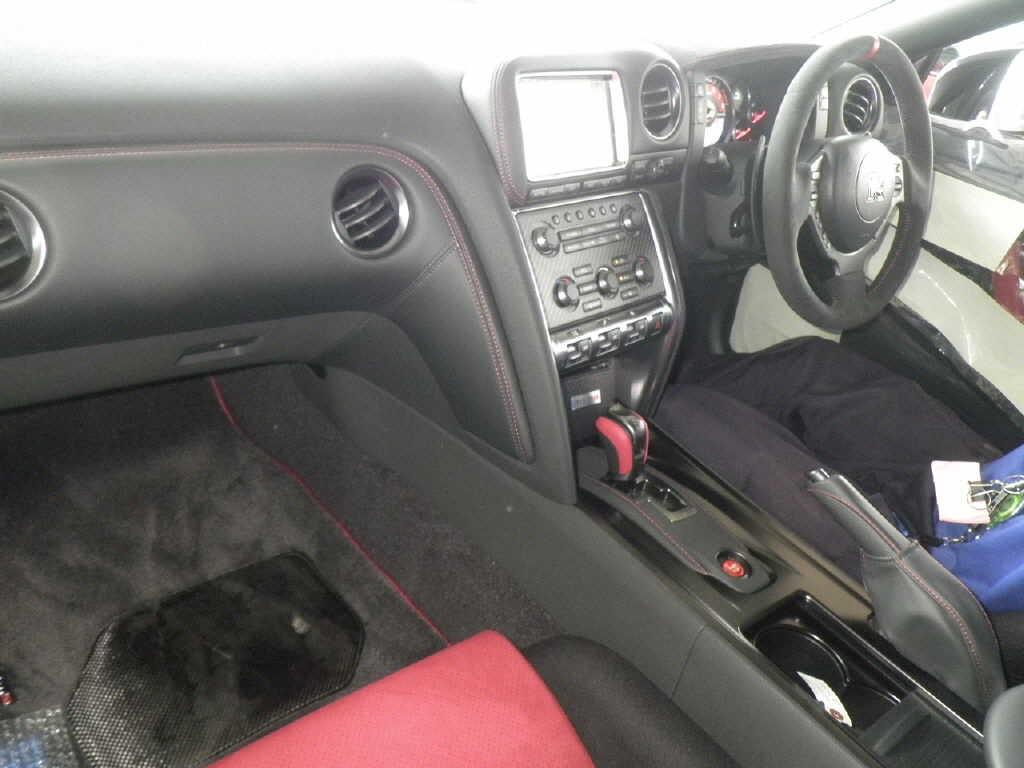 2016 Nissan GT-R NISMO N-Attack Package interior - Prestige Motorsport