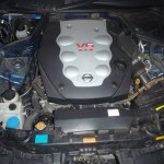 2003 Nissan Skyline V35 Coupe engine