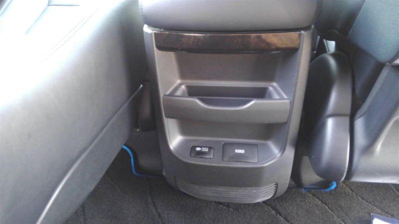 2012 Toyota Vellfire Hybrid ZR interior 13