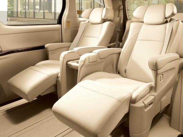 Toyota Alphard Hybrid G L Package interior 1