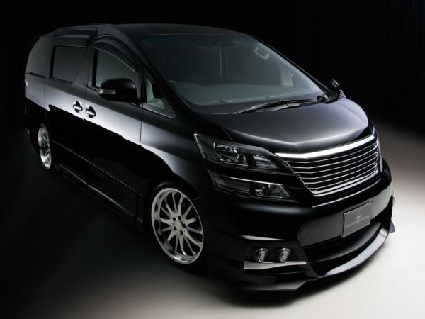Toyota Vellfire Hybrid 20 Series Import And Model