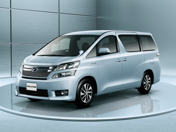 Toyota Vellfire Hybrid 20 Series Import and Model ...