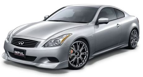 2011 Nissan Skyline V36 coupe