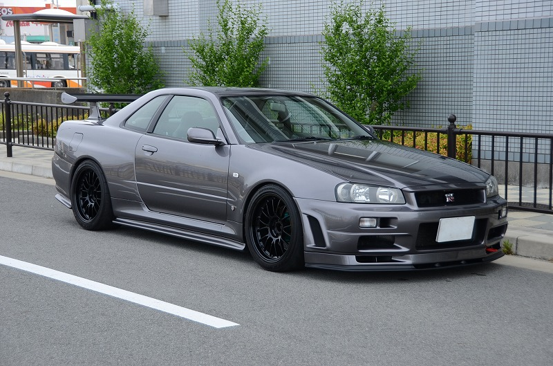 1999 R34 Gtr With Modified Nur Engine Available Prestige