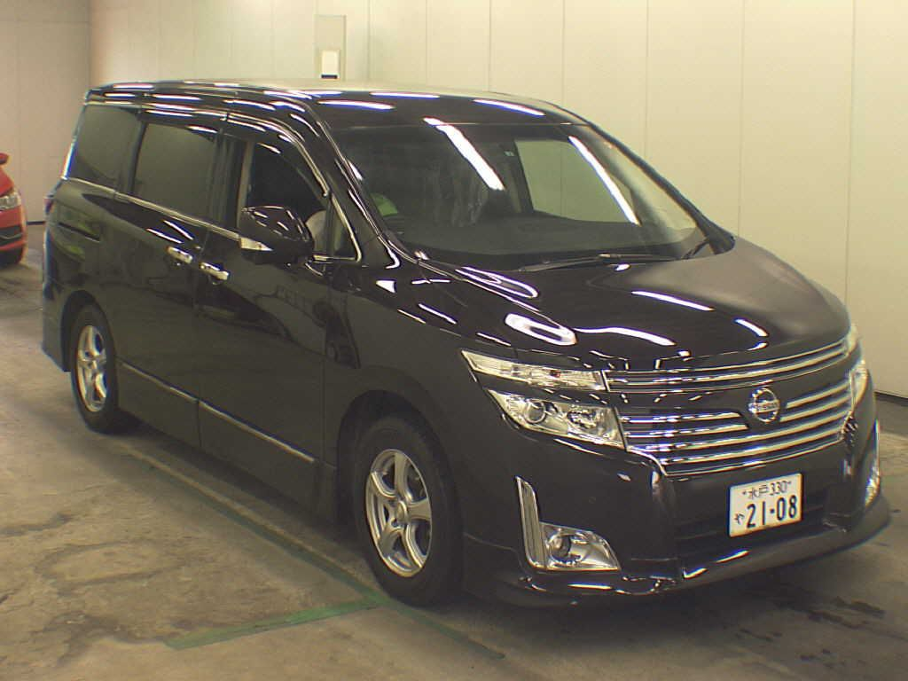2010-nissan-elgrand-e52-highway-star-350-2wd-auction-front