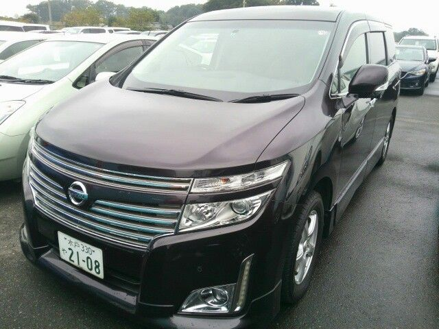 2010-nissan-elgrand-e52-highway-star-350-2wd-front-left