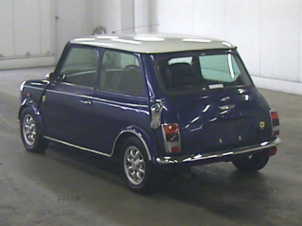 1997-rover-mini-cooper-rear