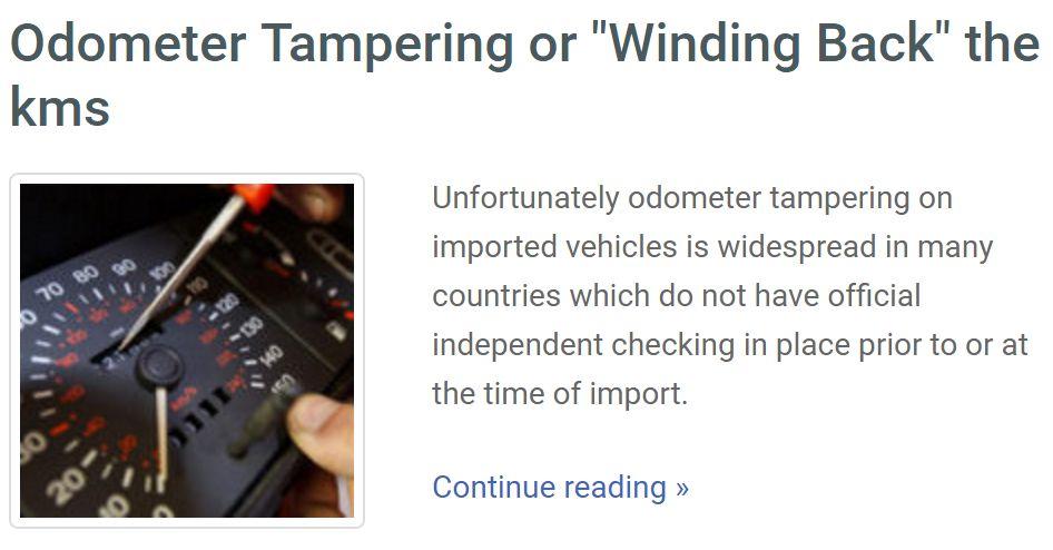 odo-tampering-japan car history