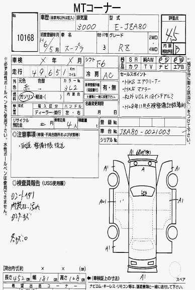 1994 Toyota Supra Rz Twin Turbo 6 Speed Manual Prestige