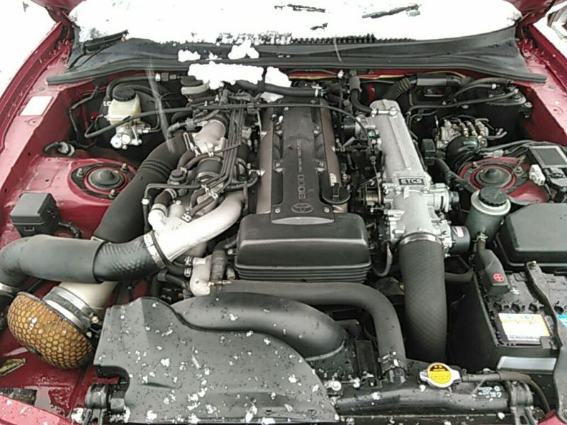 1994-toyota-supra-rz-twin-turbo-6-speed-manual-engine