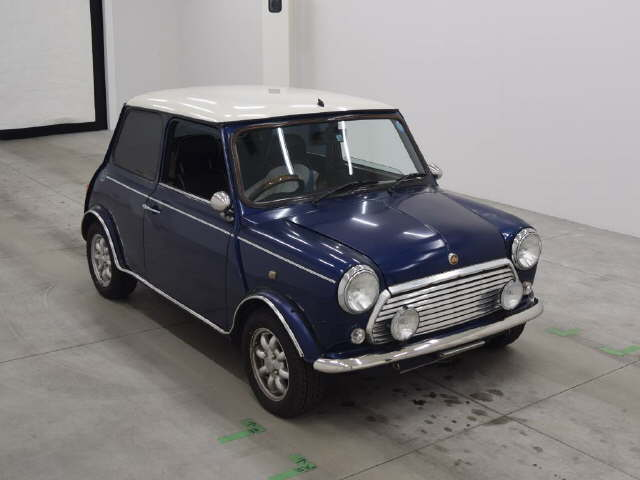 1997-rover-mini-cooper-auction-front