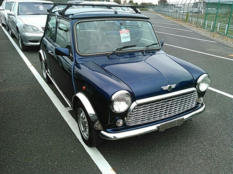 1999 Rover Mini Cooper Mayfair Prestige Motorsport