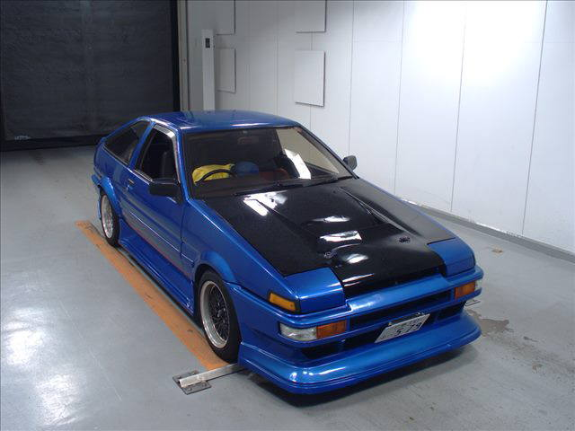 AE86 front