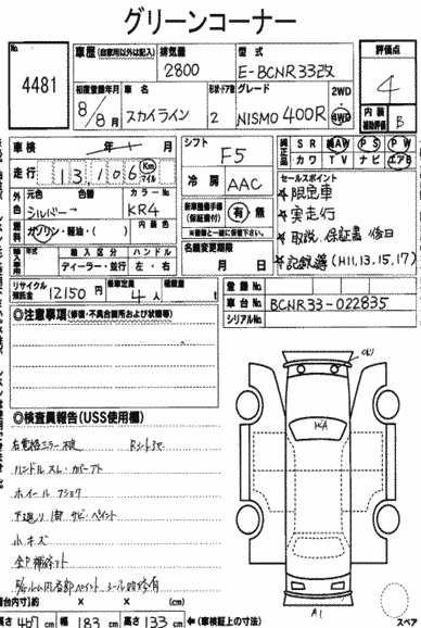 1996-nissan-skyline-r33-gtr-nismo-400r-auction-report