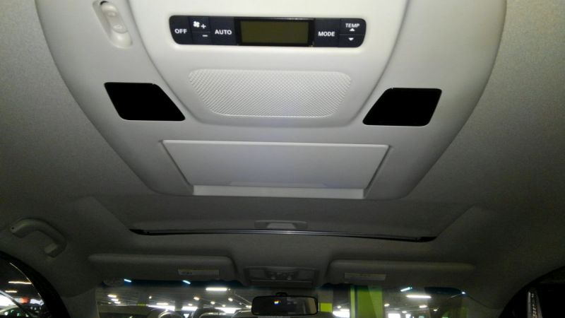 2011 Nissan Elgrand 350 E52 Highway Star Premium 2WD 3.5L interior roof