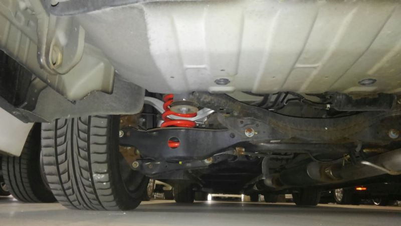 2011 Nissan Elgrand 350 E52 Highway Star Premium 2WD 3.5L underbody 1