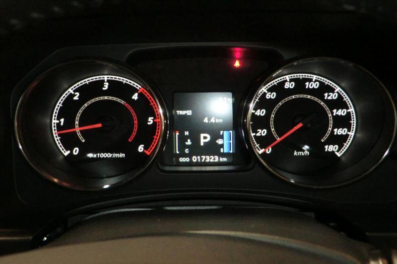 2016 Mitsubishi Delica D5 diesel CV1W 4WD instrument cluster