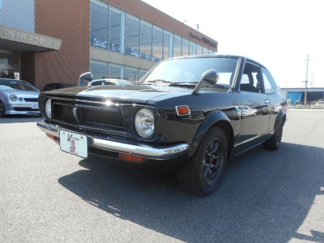 1974 Sprinter Trueno Classic Car Inspection at Japan Vintage