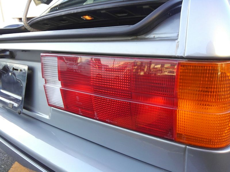 1987 BMW M3 E30 coupe right tail light