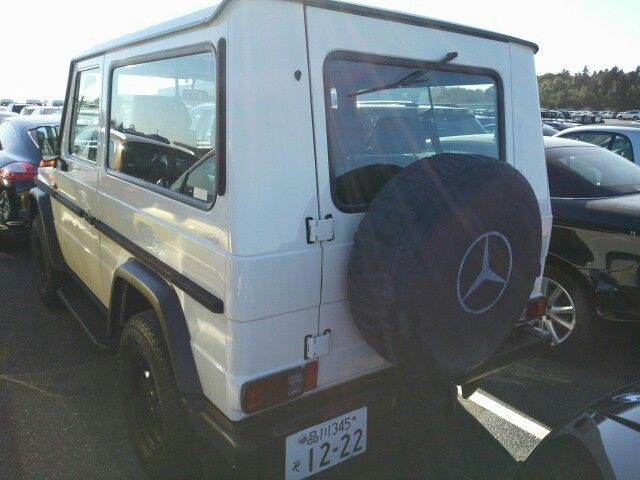 1987 Mercedes Benz 4WD 230GE Gelandewagen 38
