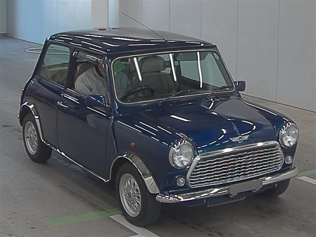 1999 Rover Mini Cooper auction front
