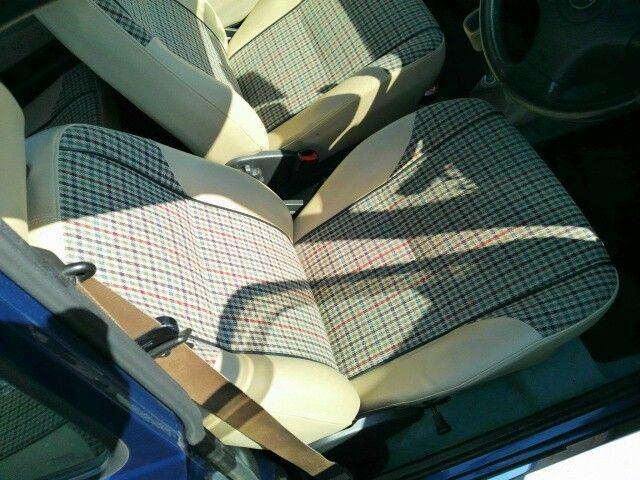1999 Rover Mini Cooper driver seat 2
