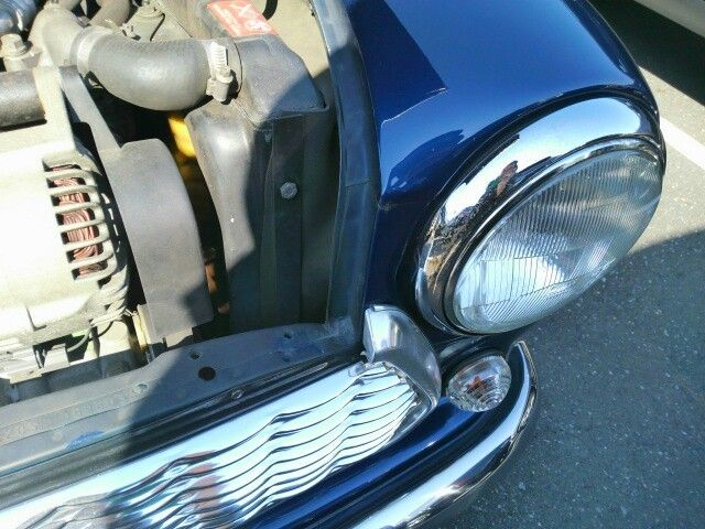 1999 Rover Mini Cooper headlight