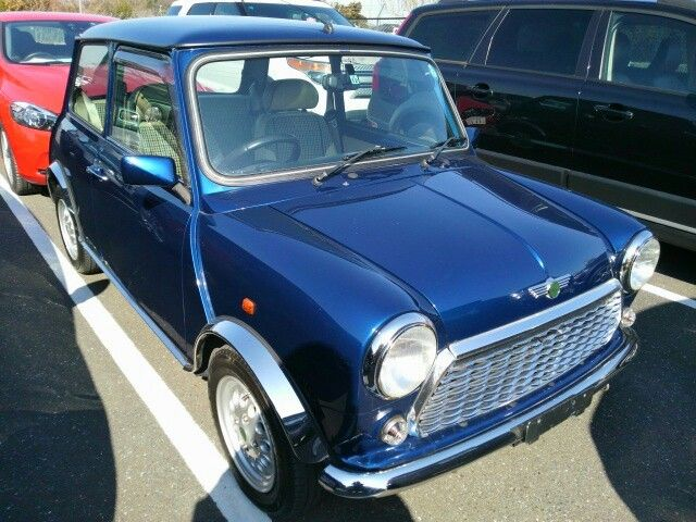 1999 Rover Mini Cooper right front