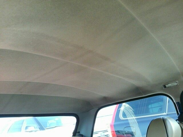 1999 Rover Mini Cooper roof lining 1