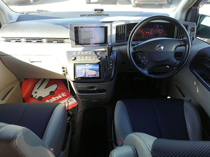 2003 Nissan Elgrand E51 Highway Star 2wd Prestige Motorsport