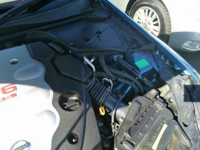 2004 Nissan Skyline V35 350GT Premium coupe engine 2