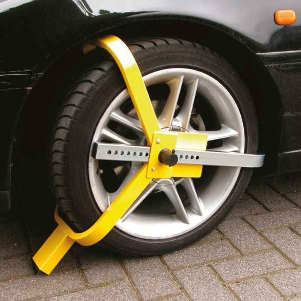 Wheel clamped 600px Import of New Cars to Australia