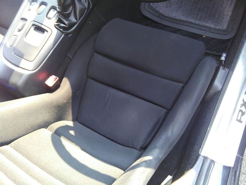 1992 Mazda RX-7 Type RZ lightweight sports model seat