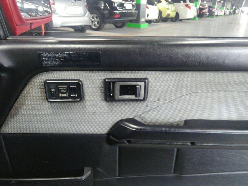 1985 Toyota Sprinter GT APEX AE86 dash 1