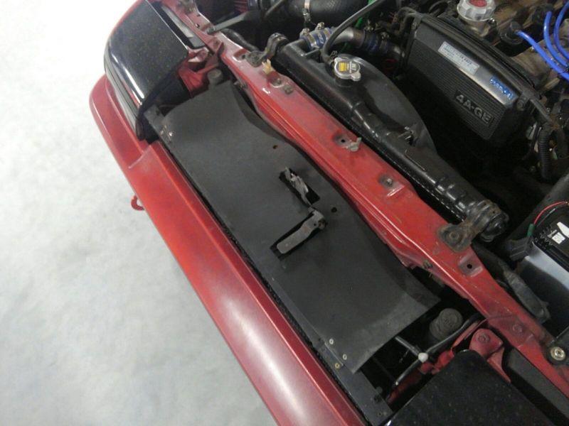 1985 Toyota Sprinter GT APEX AE86 radiator