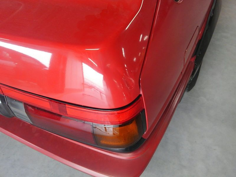 1985 Toyota Sprinter GT APEX AE86 rear 1