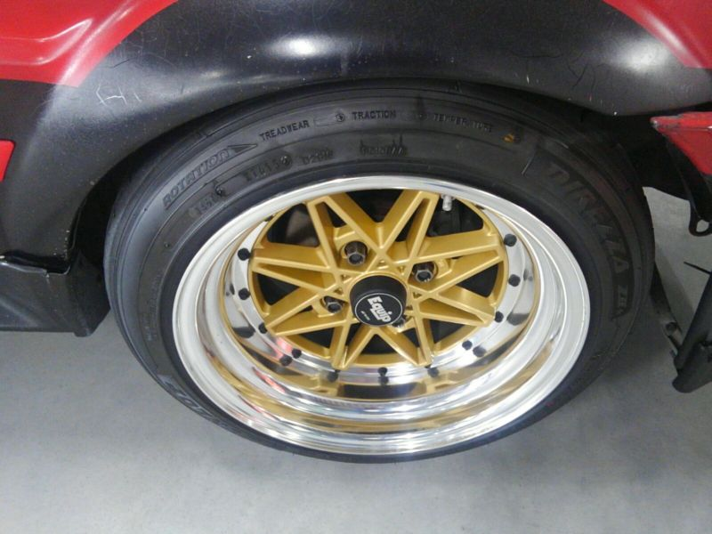 1985 Toyota Sprinter GT APEX AE86 wheel 1