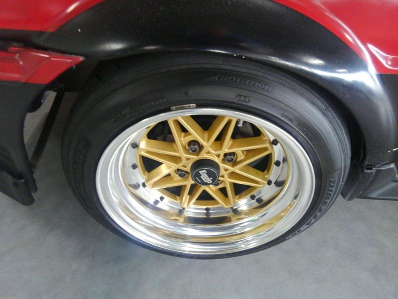 1985 Toyota Sprinter GT APEX AE86 wheel 2