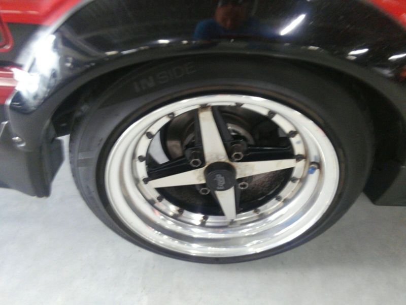 1985 Toyota Sprinter GT APEX AE86 wheel 3
