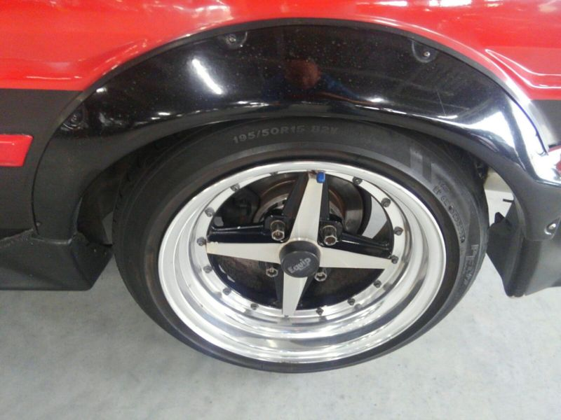 1985 Toyota Sprinter GT APEX AE86 wheel 4
