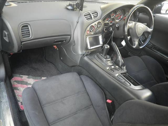 1992 Mazda RX-7 Type R auction interior