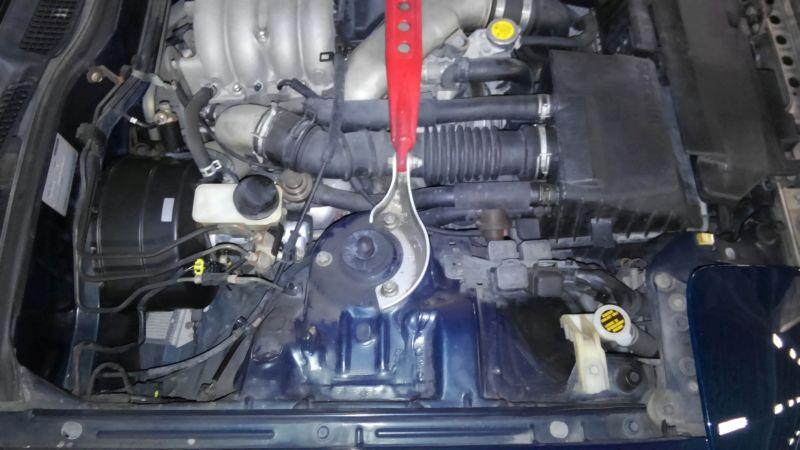 1992 Mazda RX-7 Type R engine 2