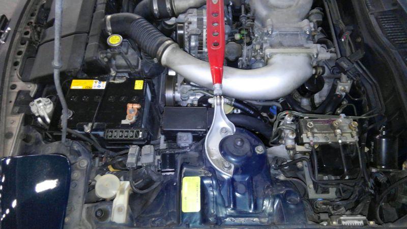 1992 Mazda RX-7 Type R engine 3