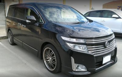 2011 Nissan Elgrand 350 E52 Highway Star Premium 2WD 3.5L