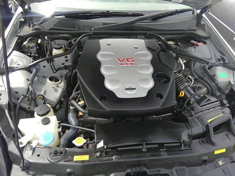 V35 350GT 70th Anniversary engine bay