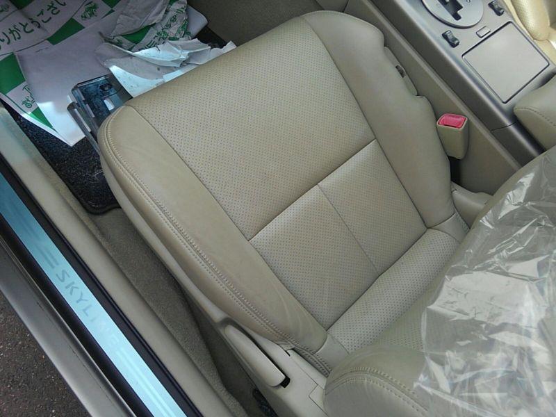 V35 350GT 70th Anniversary passenger seat