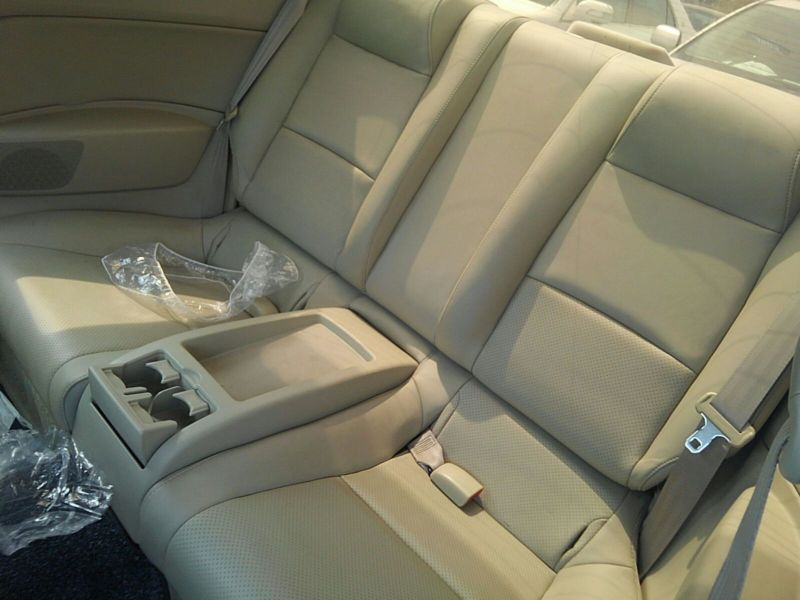 V35 350GT 70th Anniversary rear seat 2