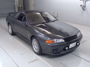 1993 Nissan Skyline R32 GTR VSpec right front